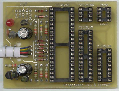 Программатор PIC-контроллеров
